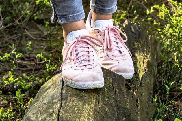 Les sneakers : les chaussures sur lesquelles il faut compter